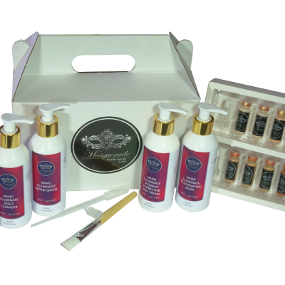 Salon Facial Pack