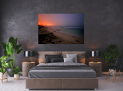 """""""Tranquil Moments"""" A1 Size Stretched Canvas Print"""